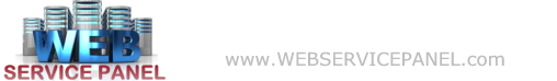 Web Service Panel